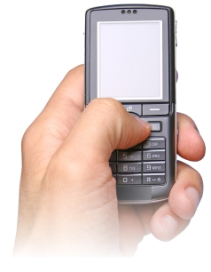 SMS Marketing using a Phone Word